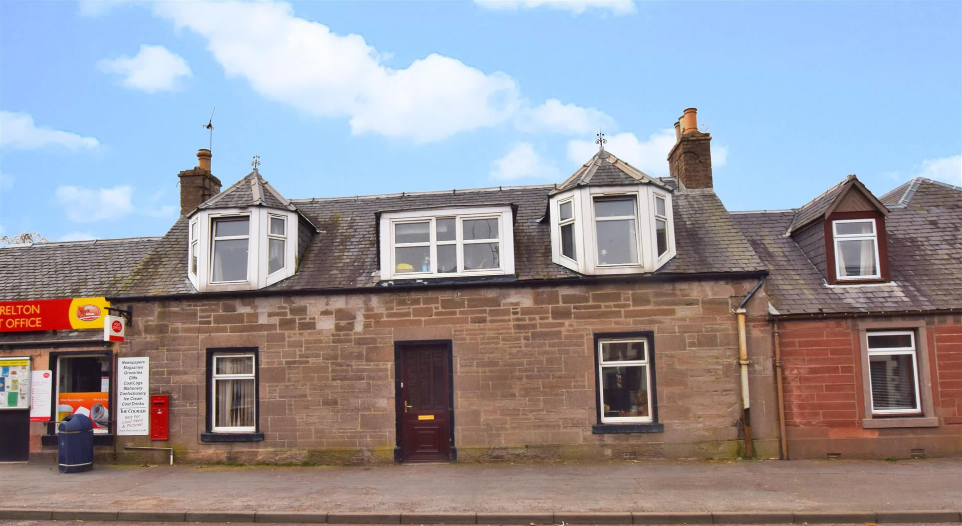 Post Office House, High Street, Burrelton, Blairgowrie, Perthshire, PH13 9NX, UK